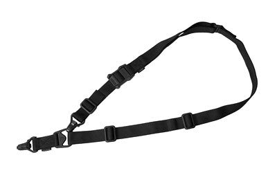 Magpul Industries MS3 Multi Mission Sling System - MAG514-BLK - Black