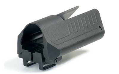 CAA Side Saddle Cheekpiece & Storage for Collapsible Stock - SST1 - Black