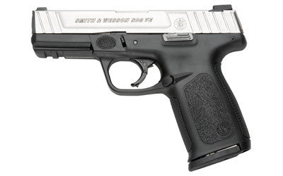 "Smith & Wesson SD9VE - 123900 - Duo Tone 9MM 4"" 10Rd"