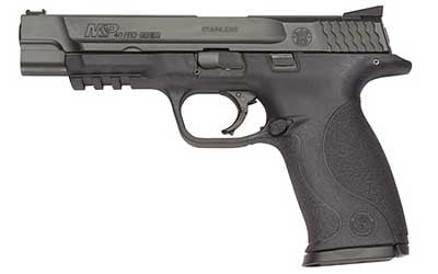 "Smith & Wesson M&P Pro Series - 178032 - Blue 40 S&W 5"" 15Rd"