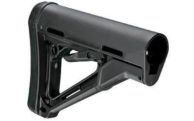 Magpul Industries CTR Stock - MAG311-BLK - Black