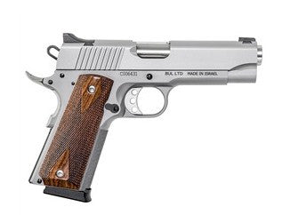 Magnum Research DESERT EAGLE 1911 45ACP 4.33 - DE1911CSS - Stainless 45 ACP 4.33""