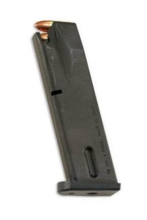 Beretta MAGAZINE MODEL 92 9MM 15RD - JM92HCB -  9mm 15 rd.