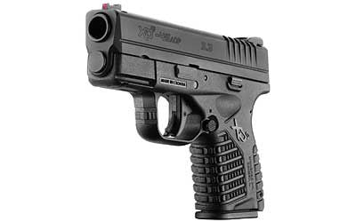 "Springfield XDS - XDS93345BE - Black 45 ACP 3.3"" 6Rd"