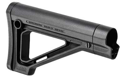Magpul Industries MOE Fixed Carbine Stock - MAG480-BLK - Black