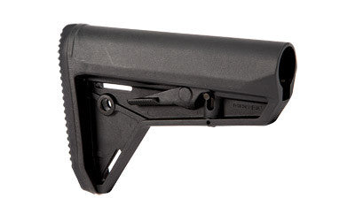 Magpul Industries MOE Slim Line Carbine Stock - MAG347-BLK - Black