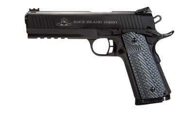 "Armscor Rock Island 2011 - 51485 - Parkerized 45 ACP 5"" 8Rd"