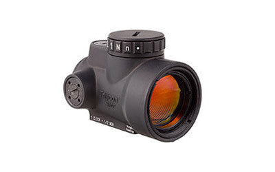 Trijicon MRO-Miniature Rifle Optic - MRO-C-2200003 - Black