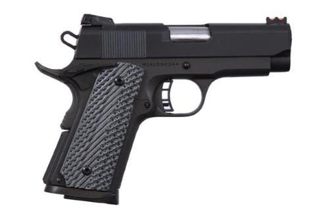 "Rock Island Armory M1911-A1 CS TACTICAL II 45ACP - 51479 - Fully Parkerized Frame & Slide 45 ACP 3.5"" 7+1"