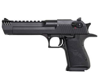 "Magnum Research DESERT EAGLE 50AE BLACK 6 MB - DE50IMB - Black 50 AE 6"" 7+1"