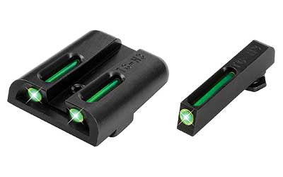 Truglo Brite-Site Tritium/Fiber Optic Sight - TG131GT1 - Green