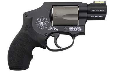 "Smith & Wesson Model 340 - 163062 - Black 357 Mag 1.875"" 5Rd"
