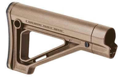 Magpul Industries MOE Fixed Carbine Stock - MAG480-FDE - Flat Dark Earth