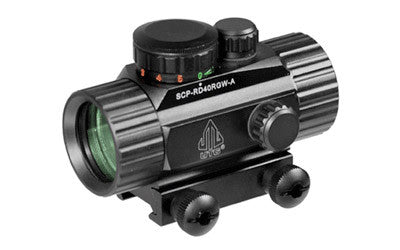 Leapers - SCP-RD40RGW-A - Black