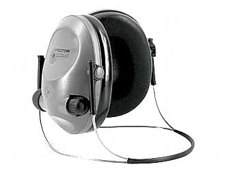 3M/Peltor Electronic Tactical 6S Earmuff - 97043 - Gray