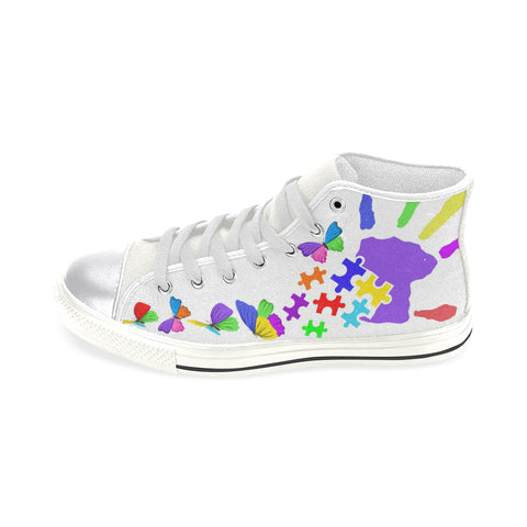 Autism Awareness Premium Sneakers