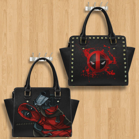 Deadpool Black Purse