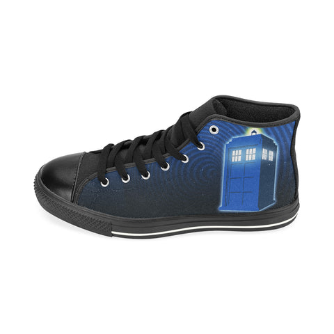 Dr. Who Premium Sneakers