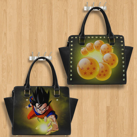 Dragon Ball Z Black Purse