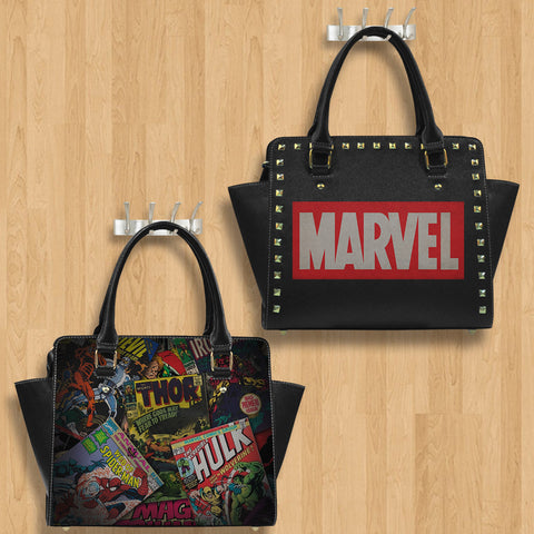 Marvel Black Purse