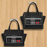 Nintendo Black Purse