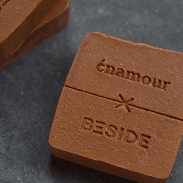 énamour X BESIDE soap (x3)