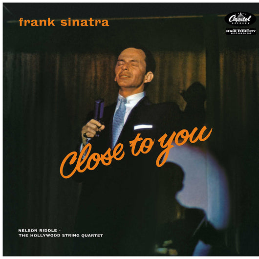 Close To You LP