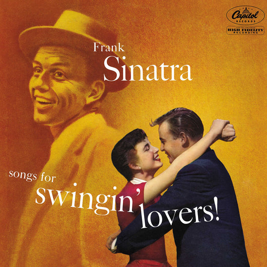 Songs For Swingin' Lovers LP