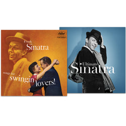 Songs For Swinging Lovers + Ultimate Sinatra LP Bundle [2 LP]