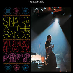 Sinatra at The Sands 2LP