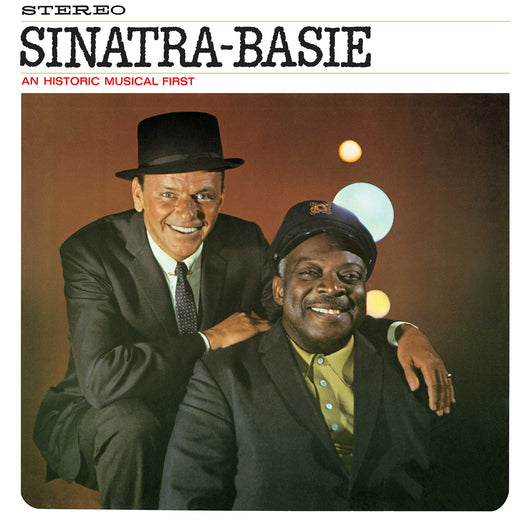 Sinatra-Basie: An Historic Musical First LP