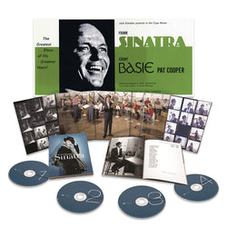 Ultimate Sinatra 4 CD Box Set + 18