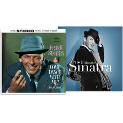 Come Dance With Me + Ultimate Sinatra LP Bundle [2 LP]