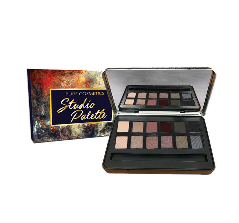 Pure Cosmetics Studio Collection Eyeshadow Palette