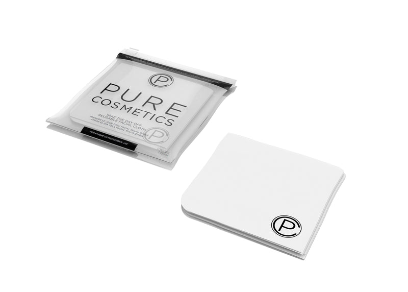 Pure Cosmetics Take the Day Off Reusable Facial Cloth