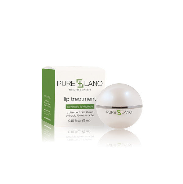 Pure Lano Natural Lip Treatment.
