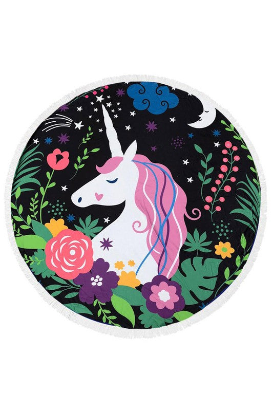 Unicorn Roundie
