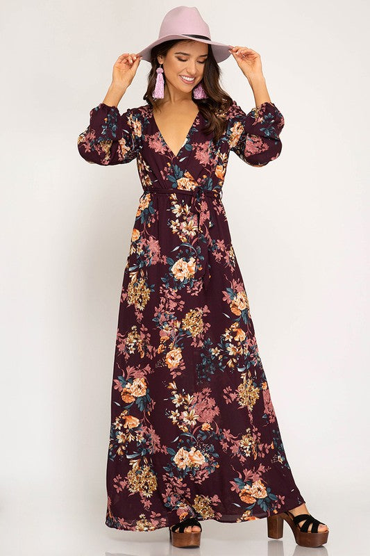f39139a26ff Long Sleeve Maxi Dress – In Pursuit Mobile Boutique