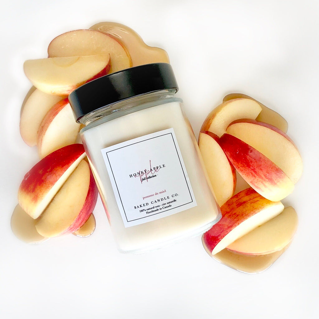 Baked Candle Co. - Honey Apple