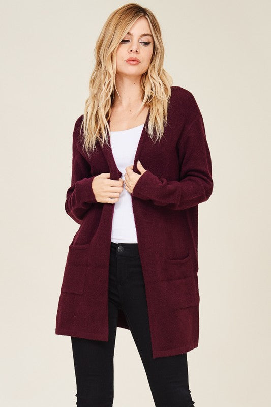 Ultra Soft Cardigan