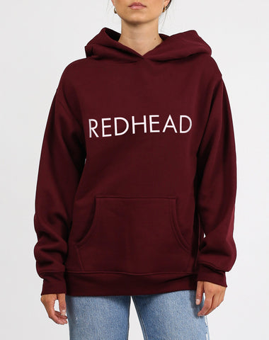 "Brunette The Label - ""Redhead"" Classic Hoodie"