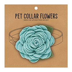 Large Pet Collar Flower