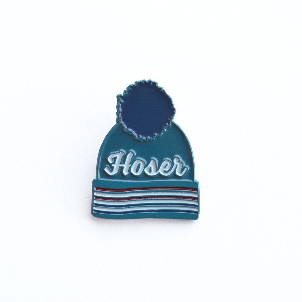 Fairgoods - Hoser Lapel Pin