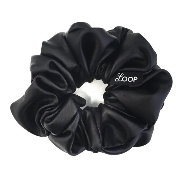 Loop Scrunchies - Vegan Leather