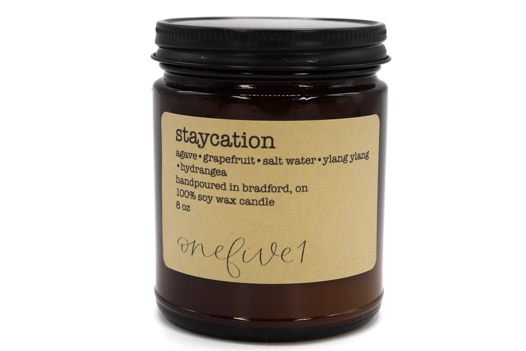 One Five 1 Candles - Staycation