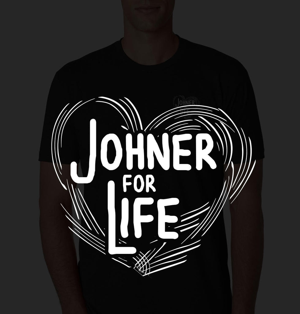 "Unisex ""Johner For Life"" T-Shirt"