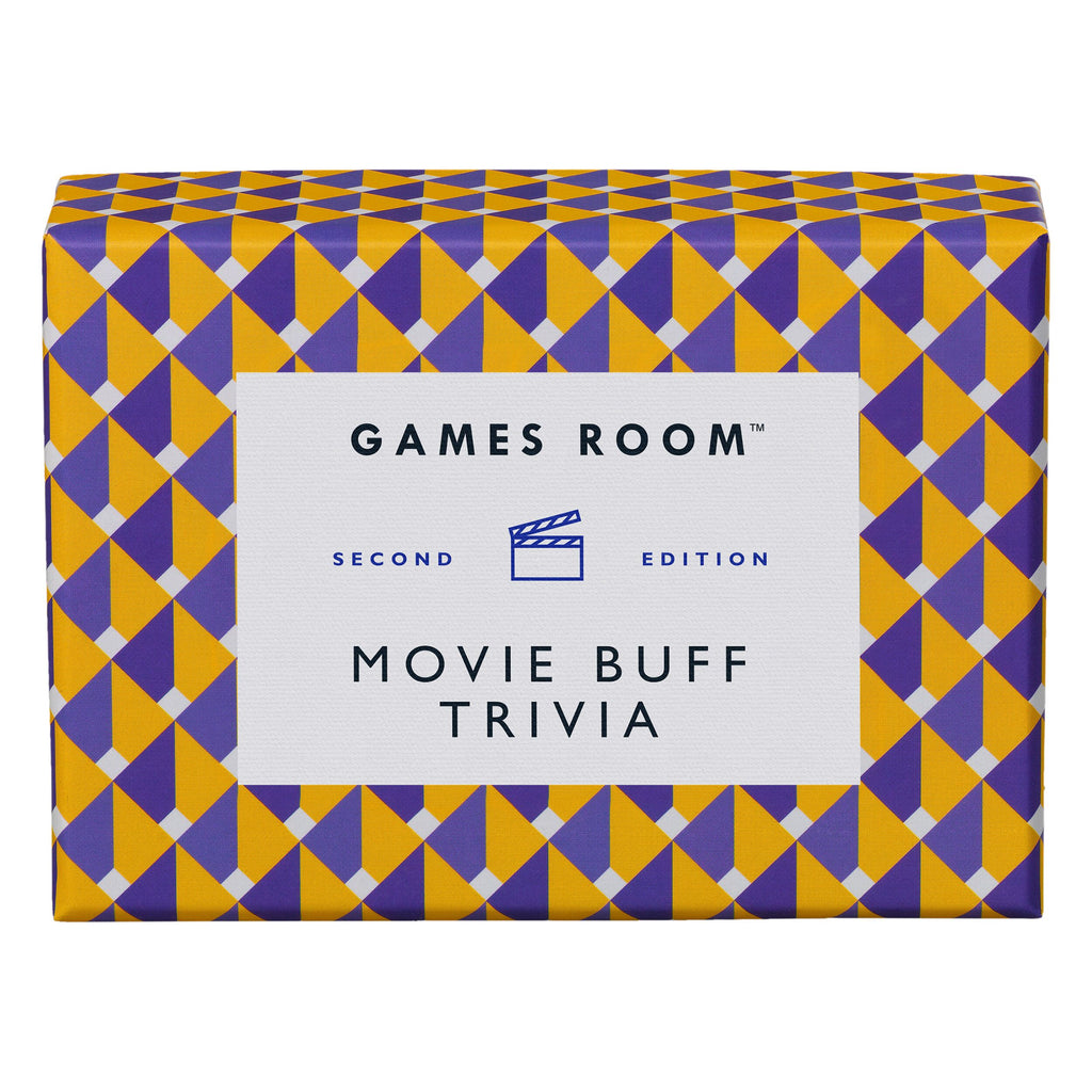 Movie Buff Quiz Trivia Game