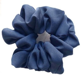 Loop Scrunchie - Navy