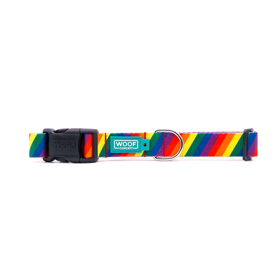 Woof Concept - Pride 2 Collar (Small)
