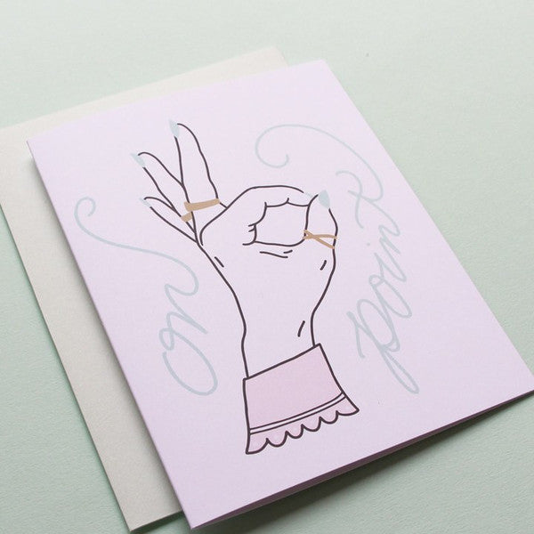 Little Arrow Greeting Cards